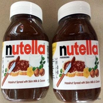 Ferrero Nutella 6x800gr