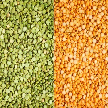 Green/Yellow Peas