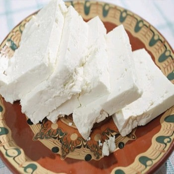Bulgarian White Cheese