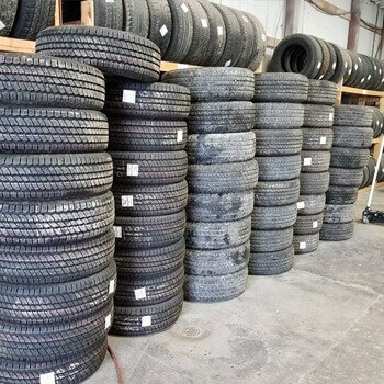 German Used Tires
